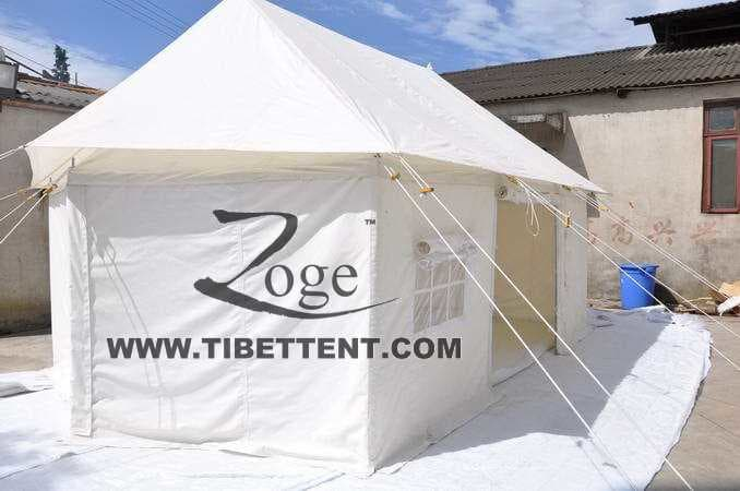 Zoge The Custom Relief Camping Canvas Wall Tents